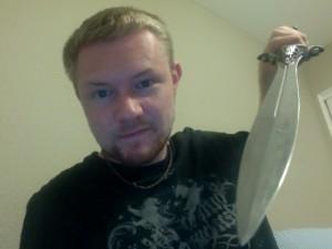 Bryan King (bryan@carpegm.net) - Co-host, Blogger, Norse Jester