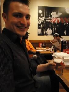 Tyler Maxwell (tyler@carpegm.net) - Co-host, Blogger, Magnum Opus