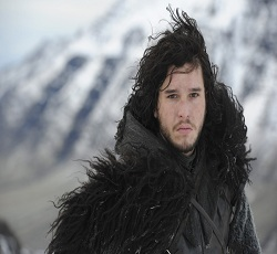 Jon Snow of Winterfell is about as clever a name as Luke Sand from Tattooine.