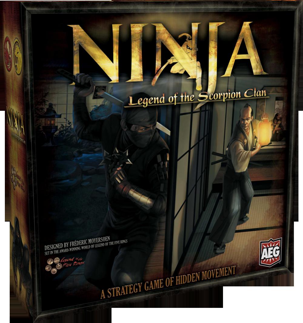 Ninja - Legend of the Scorpion Clan