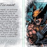 2012-Marvel-Premier-Wolverine-Emotion-Torment-Card