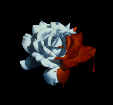 creepy rose wallpaper - photo #16