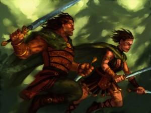 Check out Sean's Kickstarter ~ Shaintar: Legends Unleashed