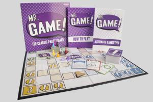Mr game board