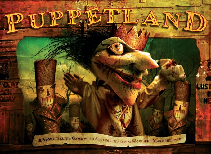 Puppetland RPG