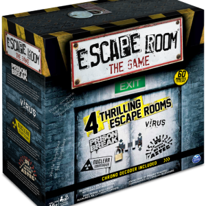 Interviews -EP 18 - Escape Room - The Game